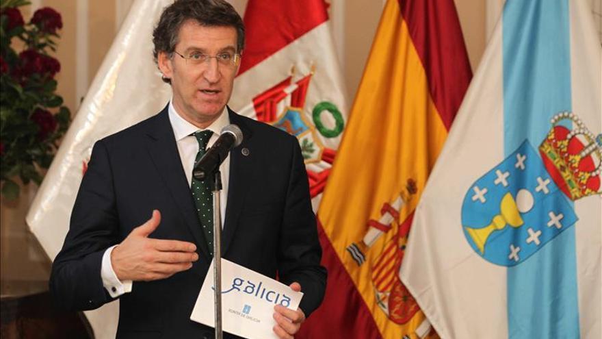 Núñez Feijóo viajará a Montevideo para asistir al congreso del PP en Uruguay