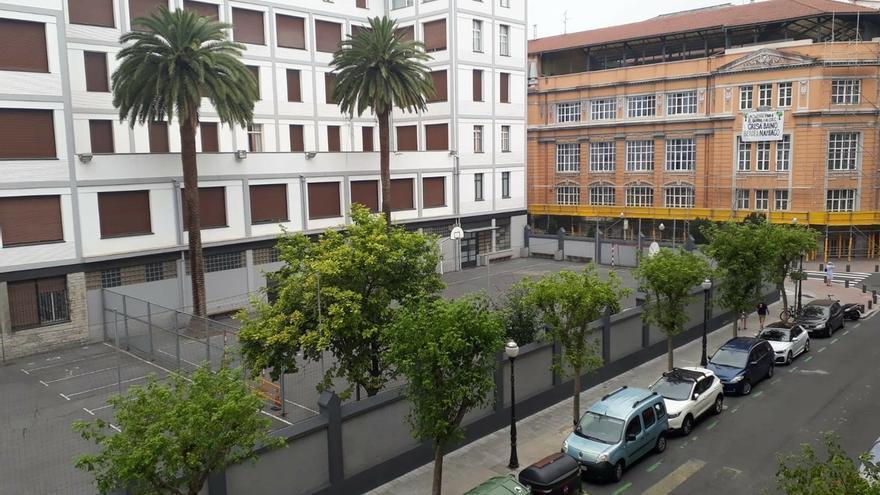 """Plataforma por un Abando Habitable pide al Obispado un """"urbanismo ponderado"""" en relación con el bienestar del barrio"""