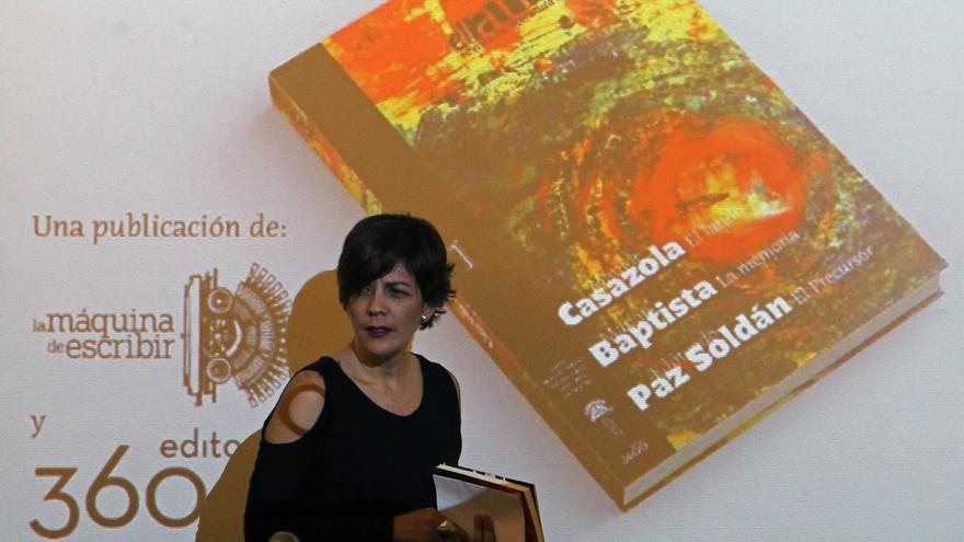 Premio Anna Seghers para Magela Baudoin (Bolivia) y Francis Nenik (Alemania)