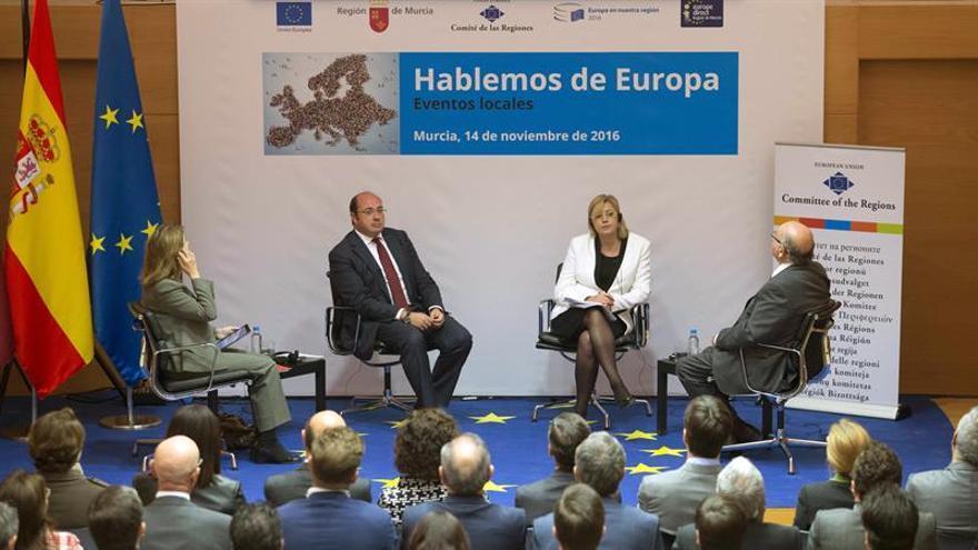 Comisaria Cretu es optimista de que España cumplirá los objetivos de déficit