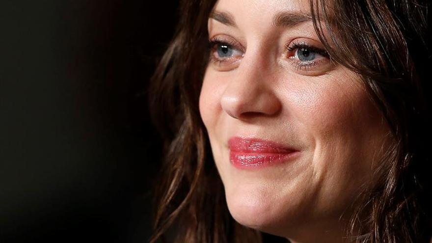 Marion Cotillard: enfrentarme a un personaje es como enamorarse