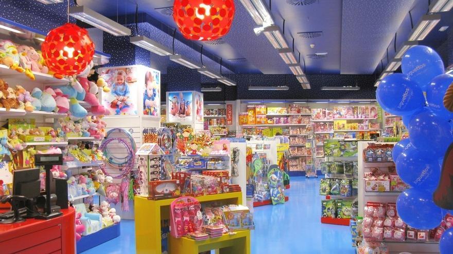 Cada cántabro gastó 24,15 euros en juguetes en 2015, un 0,1% más