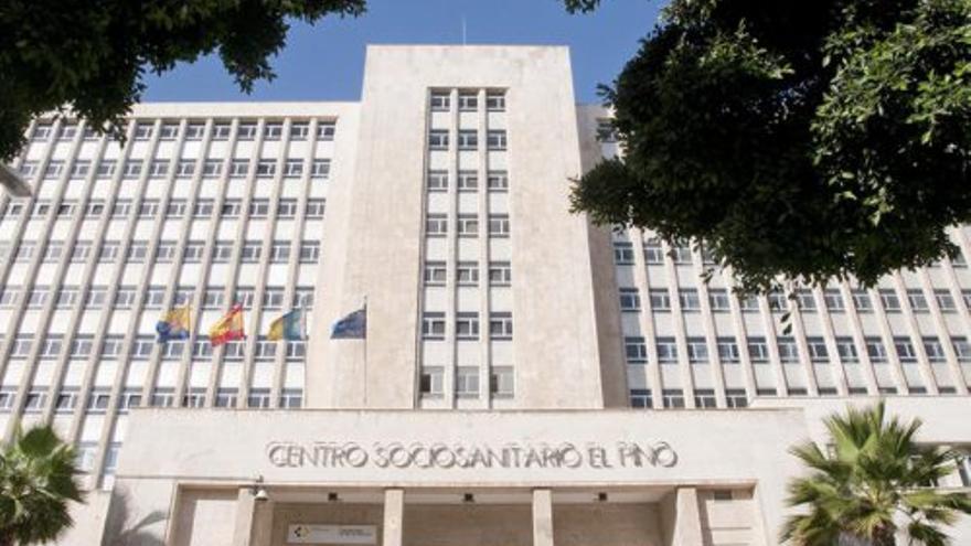 Centro sociosanitario El Pino.
