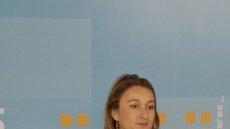 La diputada Andrea Fabra no repetirá en las listas del PP para las generales