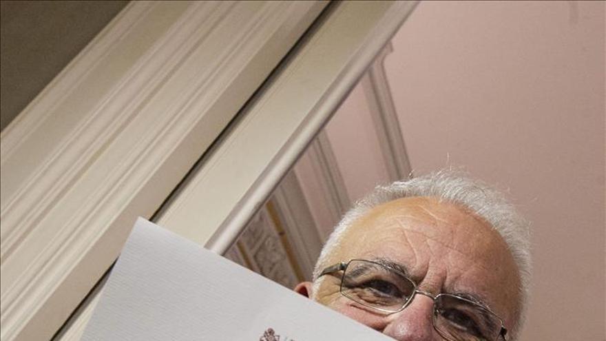 Juan Cotino renuncia a la presidencia de Les Corts Valencianes y a su escaño
