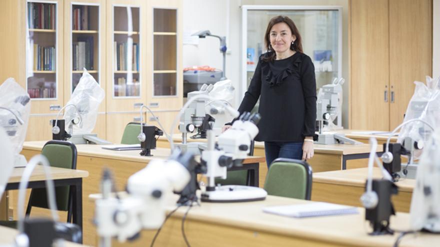 Laia Alegret es la miembro más joven de la.Real Academia de Ciencias.