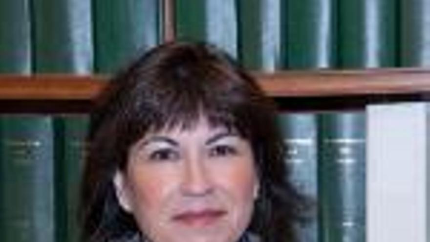 La ex directora de Recaudación, Soledad García López