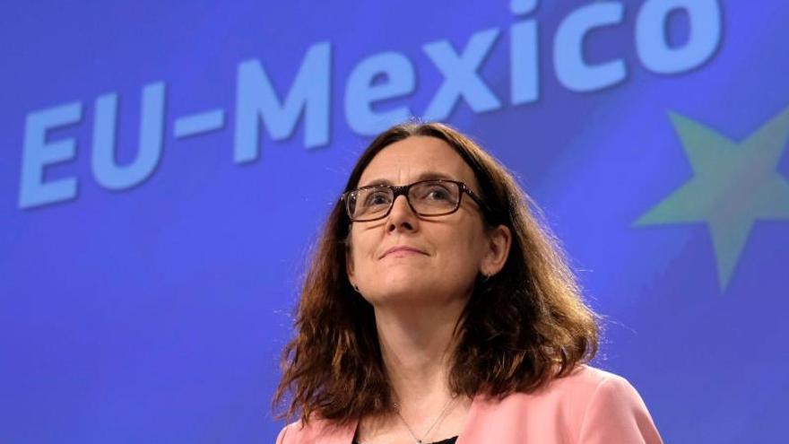 La comisaria Malmström y Ximo Puig debatirán sobre comercio y Europa en Valencia
