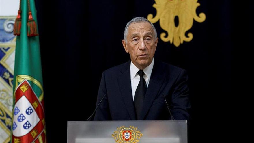 El presidente de Portugal viaja hoy a México en visita de Estado