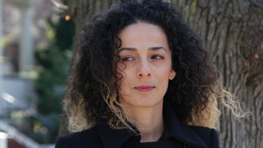 La periodista iraní Masih Alinejad.
