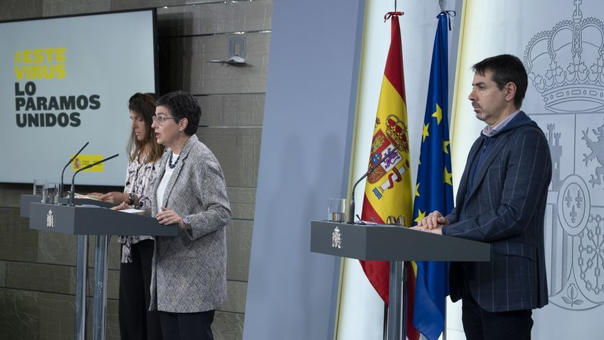 Exteriores fleta un tercer avión con cofinanciación europea para repatriar a más de 200 españoles de India