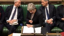 """El Partido Conservador se resigna a un """"desastre"""" en las europeas y se centra en la caída de Theresa May"""