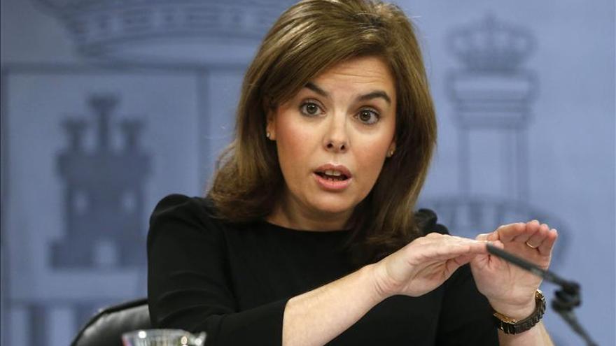 Vicepresidenta advierte a Andalucía de la necesidad de controlar subvenciones