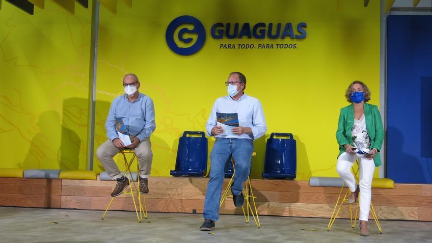 Guaguas Municipales pone en marcha GuaWay, el club de fidelización que premia las actitudes sostenibles de sus viajeros