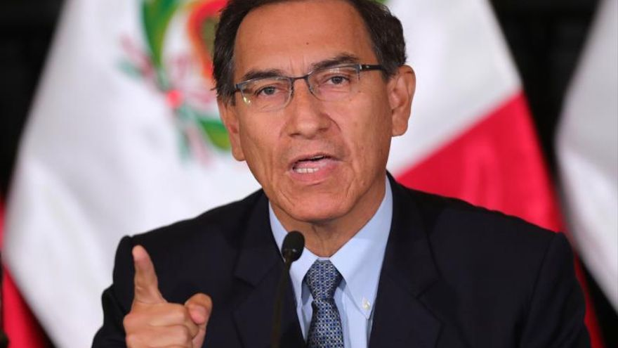 """Congress tells the president of Peru """"don't be afraid to govern"""""""