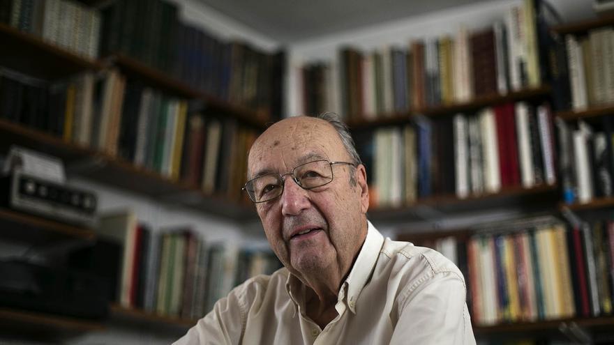 El abogado y activista, August Gil Matamala