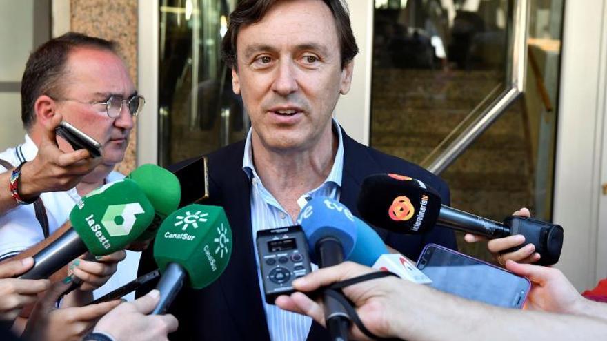 """Hernando critica que se """"judicialicen mentiras"""" en el caso de Corinna"""
