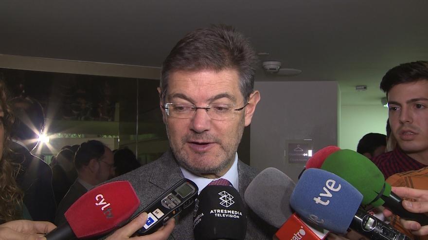 """Catalá cree que el abogado del PP fue """"coherente"""" al no declarar y no valora su petición de nulidad"""