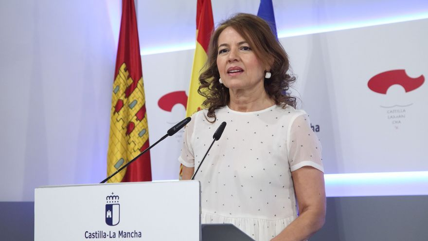 Aurelia Sánchez, consejera de Bienestar Social de Castilla-la Mancha