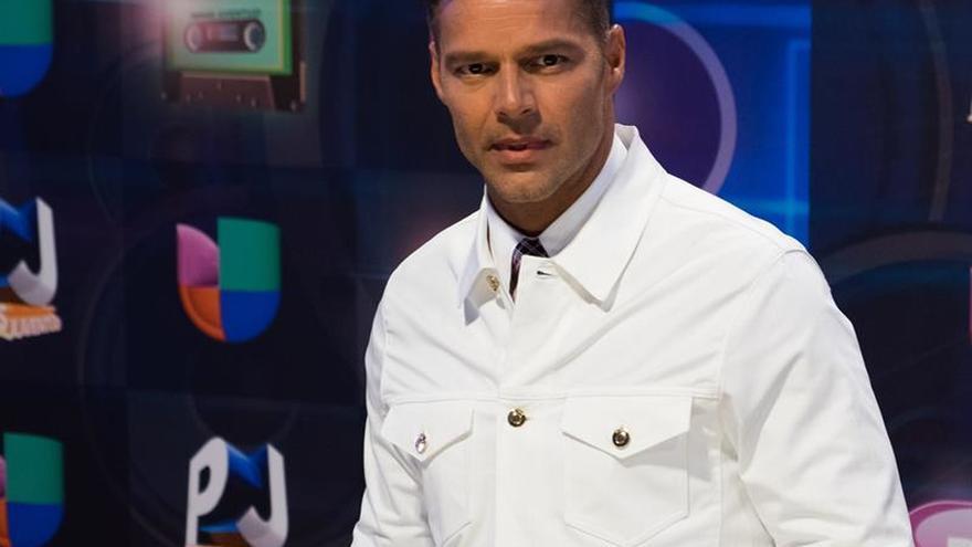 Ricky Martin pide la liberación de Oscar López Rivera a Barack Obama