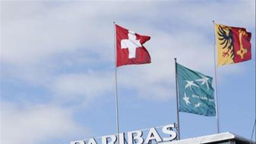 BNP Paribas compra el 75% de Fortis en Bélgica