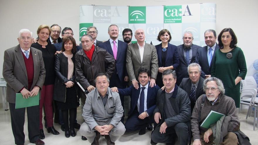 El CAA y la Federación de Periodistas Deportivos de Andalucía promueven un pacto por la igualdad deportiva en los medios