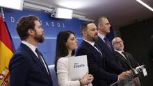 Cuando la derecha española se insulta, se insulta de verdad