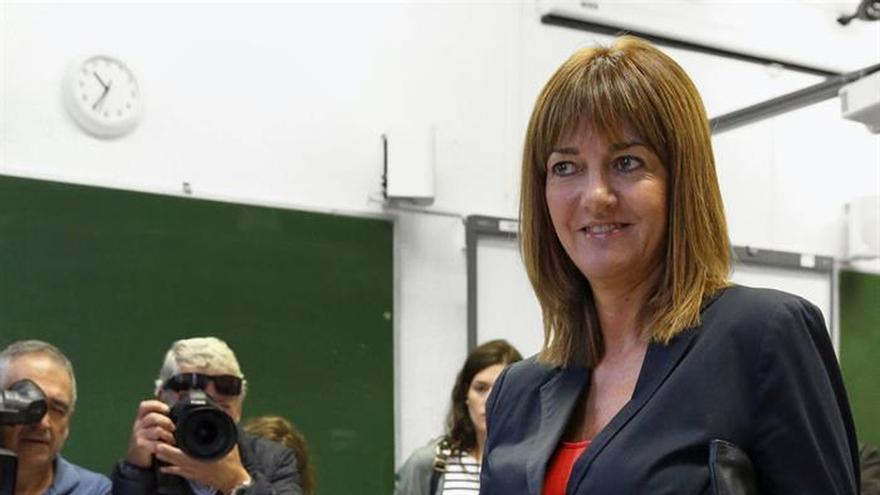 Mendia anima a los vascos a votar y a construir una Euskadi de oportunidades