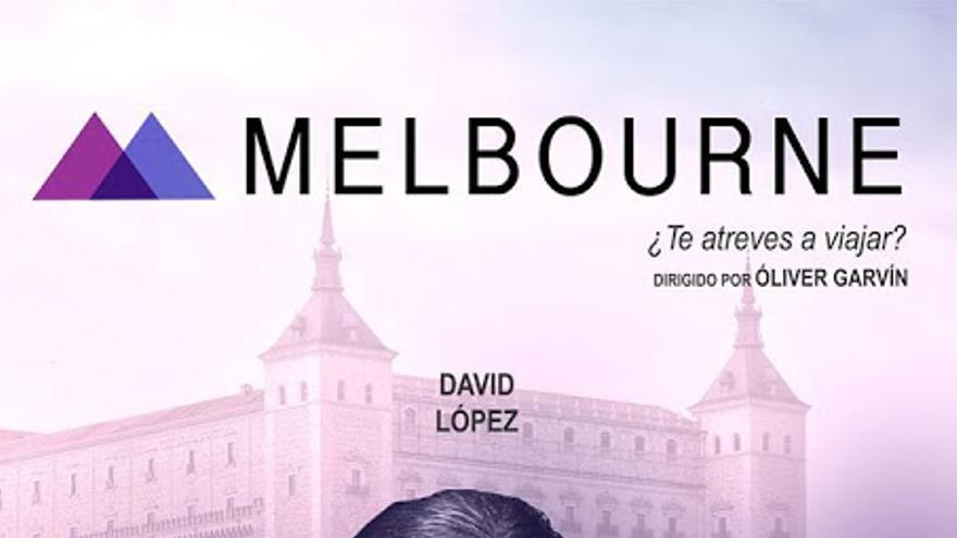 Cartel del cortometraje 'Melbourne'