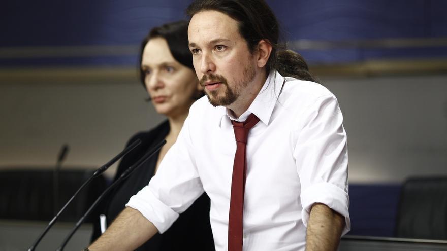 """Iglesias critica que Rajoy no se haya """"adelantado"""" a la renuncia de Soria y exige explicaciones"""