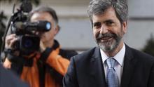 """El Tribunal Supremo reserva un lugar a Torra y le recibirá """"como autoridad pública española"""" si acude al juicio del 1-O"""
