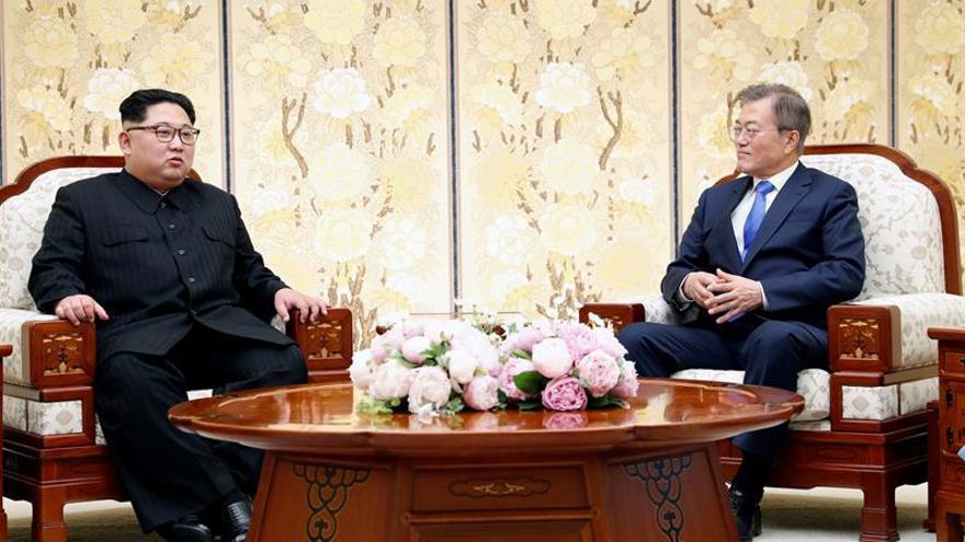 """Kim Jong-un: """"No soy el tipo de persona que dispara armas nucleares"""""""