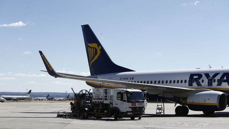 78bb0f007 Ryanair cobrará por el equipaje de mano a partir de noviembre
