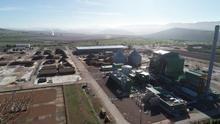 """Del carbón a la biomasa: transición energética """"justa"""" en Puertollano"""