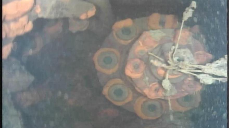 Detectan posible combustible fundido en la base del reactor 3 de Fukushima