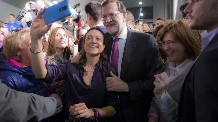 """Rajoy pide el voto para evitar una coalición que lleve """"a la ruina"""": """"No estamos para jugar a la ruleta rusa"""""""