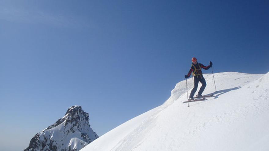 Esquí de montaña, Actividades campobase