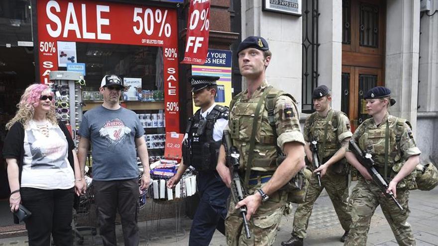 Un detenido en relación al atentado terrorista de mayo en Manchester