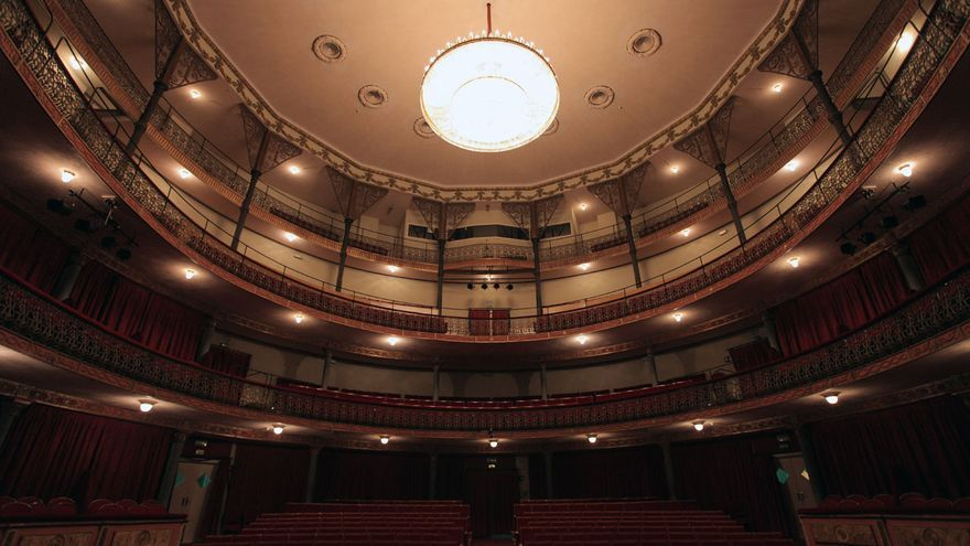 Gran Teatro de Cáceres / http://turismoextremadura.com