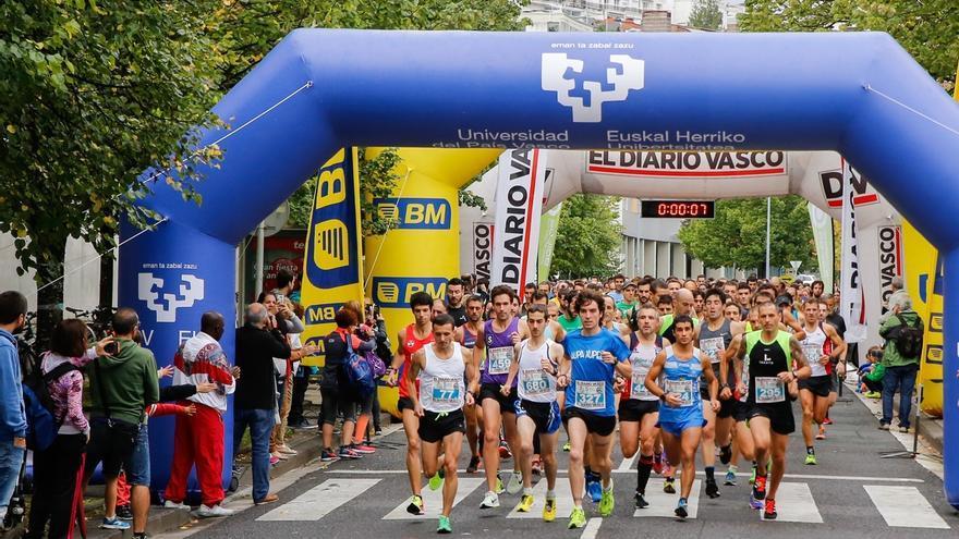 San Sebastián acoge este domingo la VI Carrera solidaria 5 millas por la salud mental