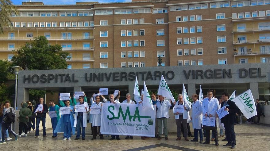 Sindicato Médico Andaluz pide la equiparación salarial con el resto del país y anuncia un calendario de movilizaciones