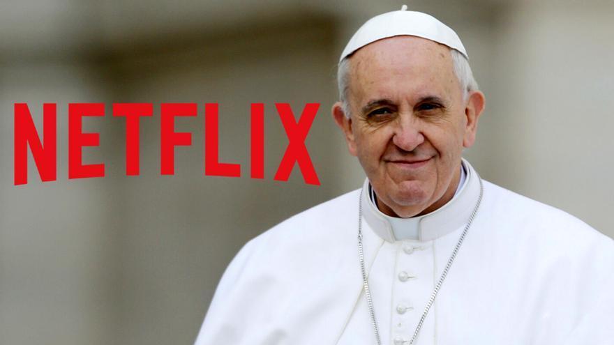 Netflix grabará una serie documental con el Papa Francisco inspirada en el libro 'La sabiduría del tiempo'