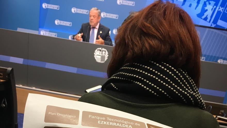El 'dossier' elaborado por el Gobierno vasco criticando a EH Bildu