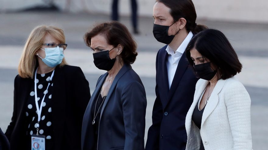 """Gobierno elogia que se haya despedido a las víctimas con """"dignidad y unidad"""""""