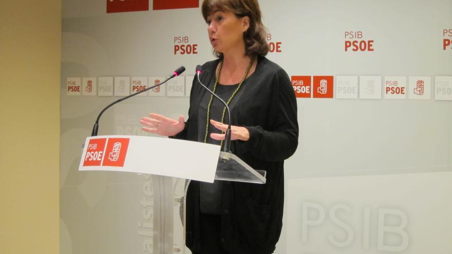 """PSIB-PSOE afirma que Rajoy ha borrado a Baleares del mapa, ya que la """"margina estrepitosamente"""""""