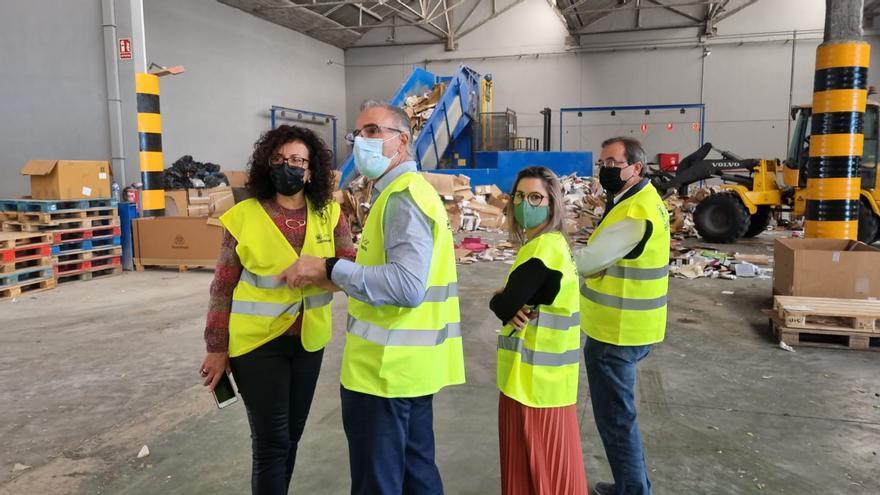 La Palma recuperó más de 3.700 toneladas de papel y cartón en año pasado