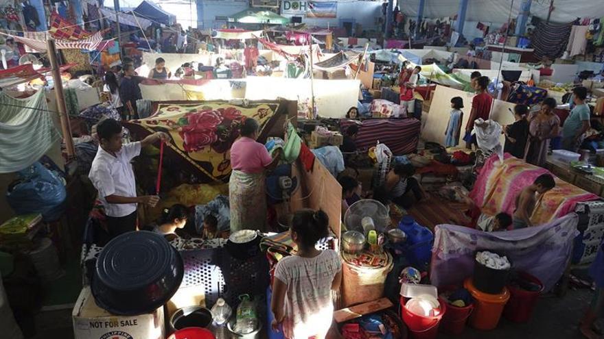 Isnilon Hapilon, el califa del EI para el Sudeste Asiático, sigue en Marawi