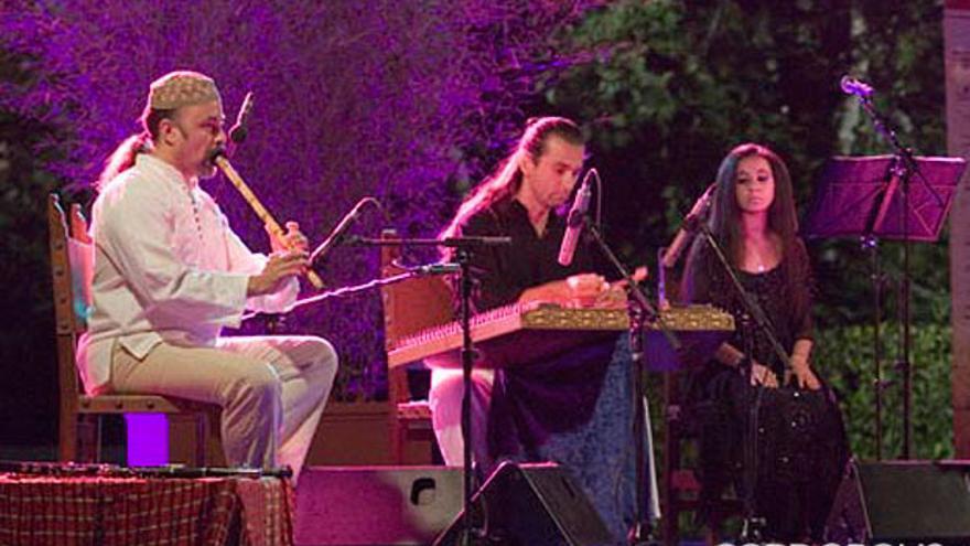 Concierto en el Festival Internacional de Música Sefardí