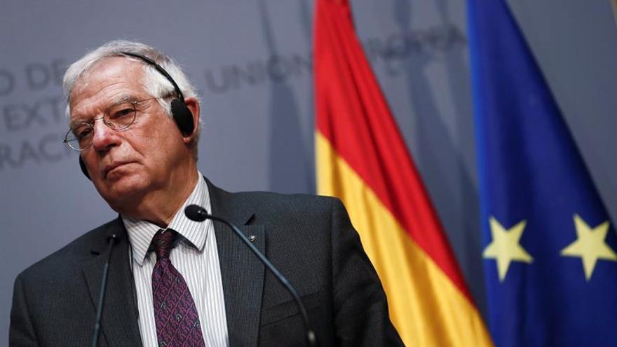 """Borrell pide sanciones a Nicaragua ante la """"sanguinaria represión"""" de Ortega"""