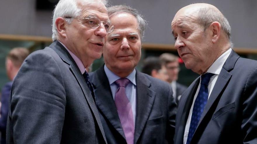 """Borrell: Si R.Unido no aprueba el acuerdo, el """"brexit"""" se alargará """"más de la cuenta"""""""